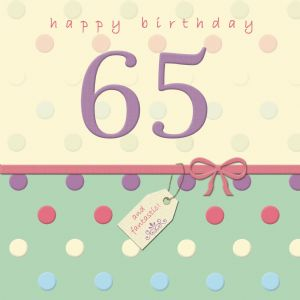Happy Birthday Card 65